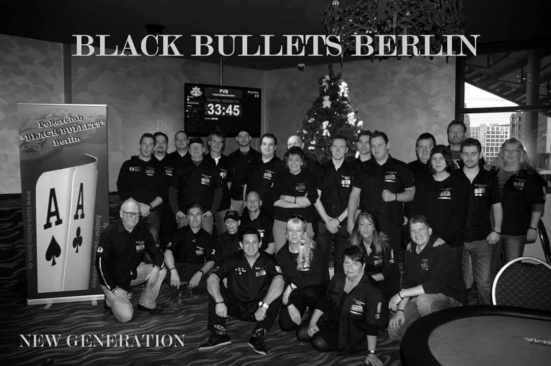 Berliner Meister 2016 : Black Bullets Berlin Team 1